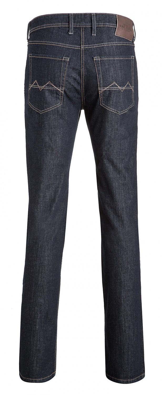 mac herren jeans hose arne 0970l050100 h750 authentic dark blue herren hosen jeans mac. Black Bedroom Furniture Sets. Home Design Ideas